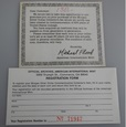 5 x 1 dolar Morgan, różne mennice oraz roczniki, etui + certyfikat.