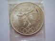 MEKSYK: 25 pesos 1968 r. Olimpiada