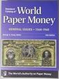 Katalog, Krause,  World Paper Money 1368 - 1960 (wyd. XIII)
