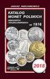 PARCHIMOWICZ Katalog monet polskich 2018 rok.