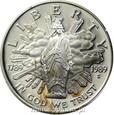 1 dolar 1989 r. 200 lat kongresu