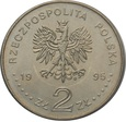 2 złote 1995 rok. Katyń, Miednoje, Charków