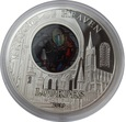 WYSPY COOKA: 10 dolarów 2013 , Okna Niebios - Lourdes