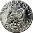 USA: 1 dolar 1972 rok.(S) EISENHOWER