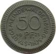 Wałbrzych - Waldenburg - 25 fenigów 1921 - porcelana
