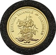 FIJI - 5 dolarów 2006 - Trójkąt Bermudzki
