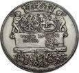 Seria Królewska, medal Zygmunt II August. Ag 925. 152,7 gram