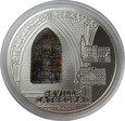 WYSPY COOKA: 10 dolarów 2011 , Okna Niebios - Katedra Sewilla