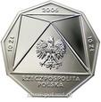 10 złotych 2006 rok. 100-lecie SGH w Warszawie