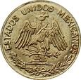 Moneta fantazyjna - Maksymilian - Meksyk, Au 375, 0,41 g