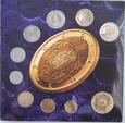 Monety Obiegowe III RP, m .in. 2 złote 1994, 5 złotych 1996