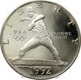 USA: 1 dolar 1992 rok. IGRZYSKA BARCELONA