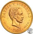 Kuba 10 Pesos 1916 st.1