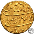 Indie Mughal Empire Mohur 1116/49 (1705 AD) st.1-