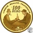 Francja 100 Euro 2006 P. Cezanne (5 uncji złota) TYLKO 99 szt.