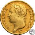 Francja 40 franków 1811 A Napoleon I st.3