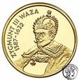 Polska III RP 100 złotych 1998 Zygmunt III Waza st.L/L-