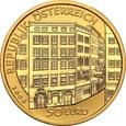 Austria 50 Euro 2006 Mozart st. L