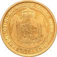 Włochy 40 lirów 1815 Maria Louisa st.3-
