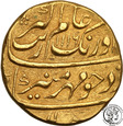 Indie Mughal Empire Mohur 1116/48 (1704 AD) st.1-