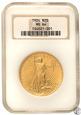 USA 20 dolarów 1924 Philadelphia NGC MS64