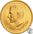 Iran 2 1/2 Pahlevi 1347 SH (1968 AD) st.1