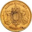 Węgry 10 koron 1904 Franciszek Józef I st. 2