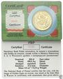 200 złotych 1995 Orzeł Bielik (1/2 uncji złota) st.L