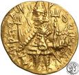 Indie Kushan Empire Vasudeva II AV-dinar st.2-