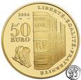Francja 50 Euro Koronacja Napoleona 2004 (1 uncja złota) st.L