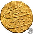 Indie Mughal Empire Mohur 1100/32 (1688 AD) st.1-