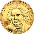 Austria 50 Euro 2005 Beethoven st. L