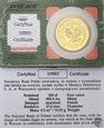 200 złotych 2007 Orzeł Bielik (1/2 uncji złota) st.L