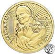100 złotych 2011 rok Beatyfikacja Jana Pawła II st.L