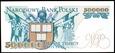 500000 ZŁOTYCH 1993 ROK SERIA Z SIENKIEWICZ STAN PIERWSZY BANKOWY UNC