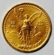 Meksyk - Oro Puro - 1994 - 1/20 Oz. Au 999