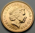 Wielka Brytania - Suweren - Elżbieta II - 2005 Proof Like