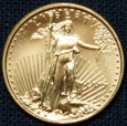 USA - 5 $ - Liberty 2007 - 1/10 Oz. Au999