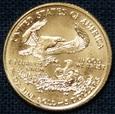 USA - 5 $ - Liberty 2007 - 1/10 Oz. Au999