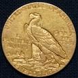 USA - 5 dolarów 1911 - Indianin, złoto