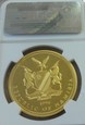 Namibia - 100 $ 1996 Olimpiada Gepard - NGC PF69 MAX