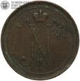 Finlandia, 10 pennia, 1900 rok
