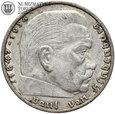 Niemcy, 2 marki 1937 A, Hindenburg, st. 3+, #G5