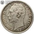 Duńskie Indie Zachodnie, 10 cents / 50 bit, 1905, st. 3+, #58