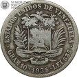 Wenezuela, 2 bolivares, 1935 rok, #V1