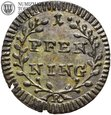 Niemcy, Regensburg, pfennig 1767 R