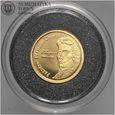 Wybrzeże Kości Słoniowej, 1500 franków 2007, Chopin, złoto