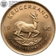 RPA, krugerrand, 1980 rok, uncja złota