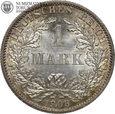 Niemcy, 1 marka, 1903, A, UNC, #V2