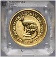 Australia, 25 dolarów 1994, Kangur, 1/4 uncji złota